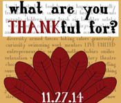 be thankful live united