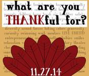 be thankful live united