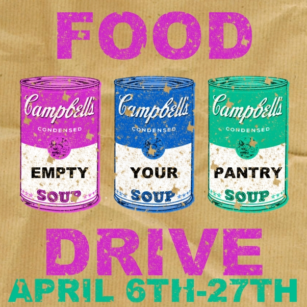 Palm Beach Empty Your Pantry Food Drive