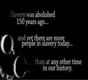 human trafficking modern slavery