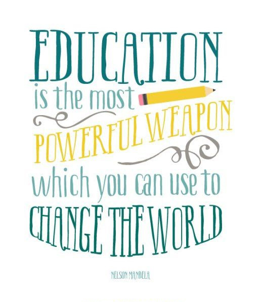 education-change-the-world