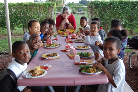 Urban Youth Thanksgiving